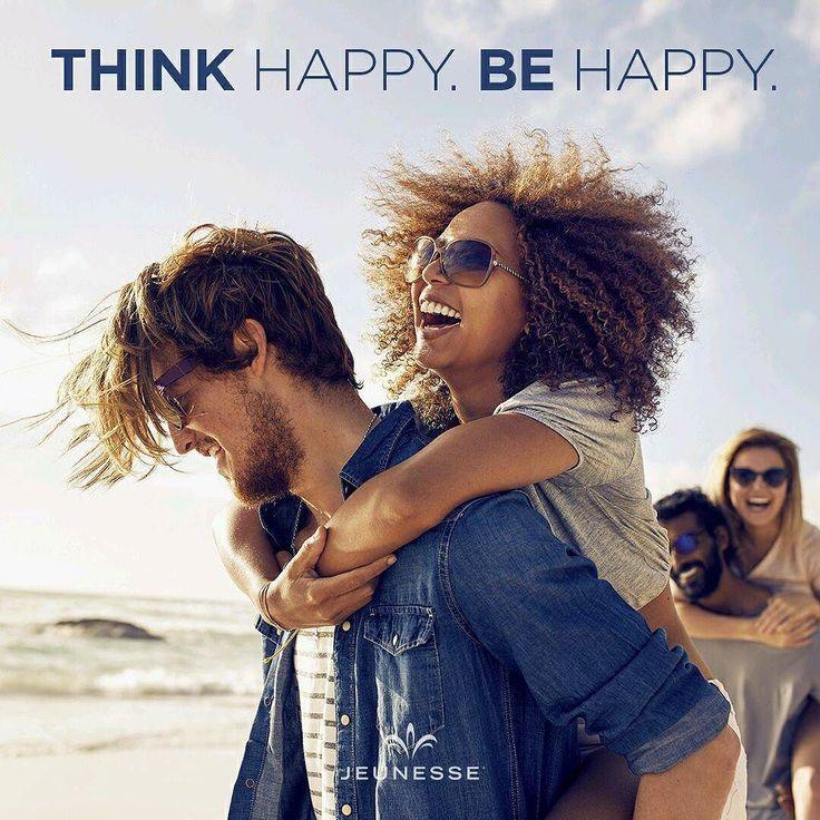 Apa yg kita pikirkan itulah yg kita alami. Jika pikiran kita bahagia maka jadilah hidup kita bahagia.