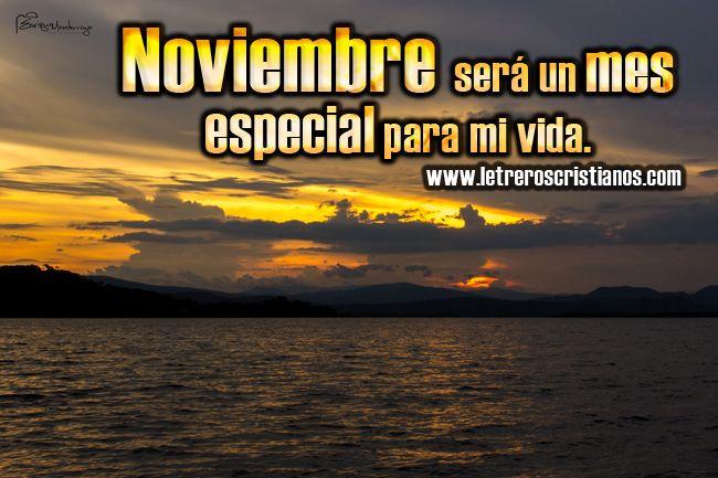 Noviembre mes especial « Letreros Cristianos.com :: Imagenes Cristianas, Imagenes para Facebook, Frases Cristianas