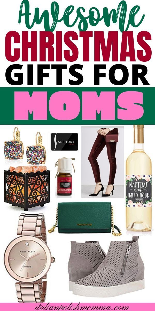 Best Christmas Gifts For Your Mom 2020 Awesome Christmas Gifts For Moms   italianpolishmomma.in 2020