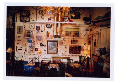 Csendes Vintage Bar & Cafe A.: 1053 Múzeum Krt. 13. O.: Mo.-Fr. 10:00-2:00…