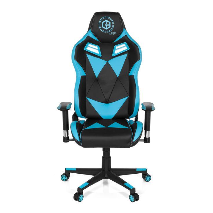 #Gaming #Stuhl / #Bürostuhl #Sportsitz #GAMEBREAKER by hjh OFFICE #SX03 #blau #blue #front #vorderseite #furniture #gaming stuhl #gamingchair #progamer #style #design #chair #officechair #office #gamingsetup #callofduty #gamer #racing #rennsitz #racer #league #need #red #schwarz #ergonomisch #buerostuhl24.com #chefsessel #boss