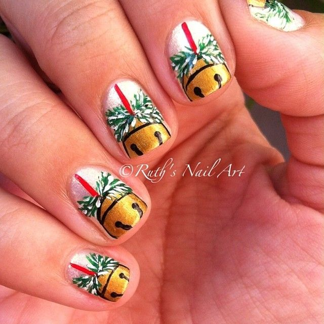 169 best christmas nail art images on pinterest easy christmas 169 best christmas nail art images on pinterest easy christmas nail art deko and dots prinsesfo Image collections