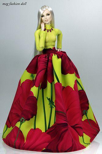 New outfit for Doll / Deva Doll / Modsdoll / Numina / 36 | Flickr