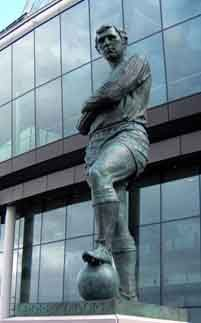 Wembley Statue of Bobby Moore