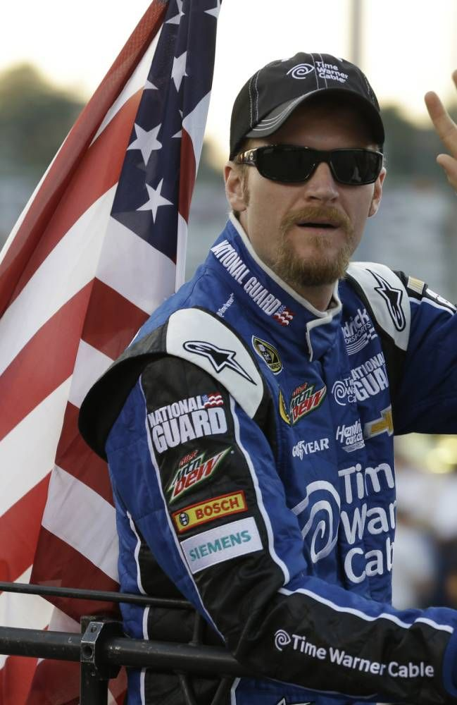Dale Jr says retiring announcement took the pressure off