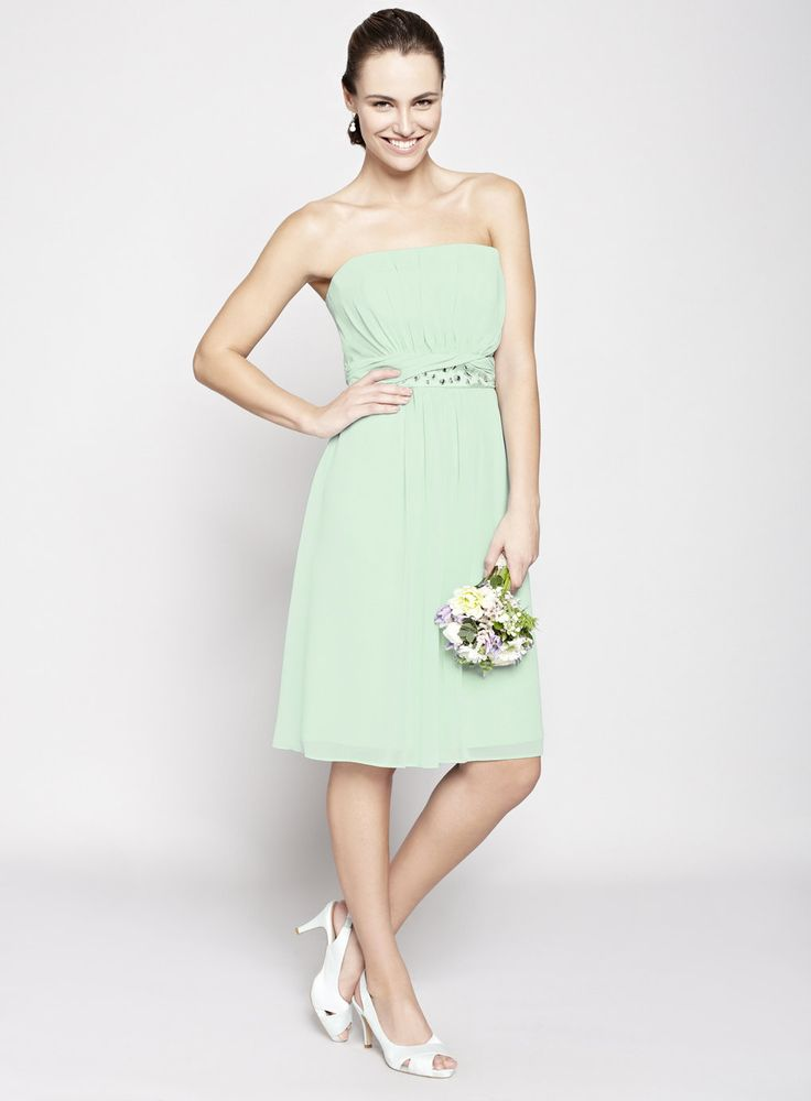 46 best Bridesmaid dresses images on Pinterest | Brautjungfern ...