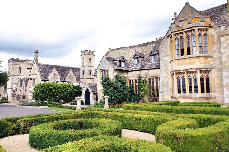 A 15th-century manor is the picture-perfect home of this luxury hotel and spa, set in 90 acres of glorious Cotswolds countryside. The service is warm (so is the alfresco pool), the food is delicious and the decor is divine.