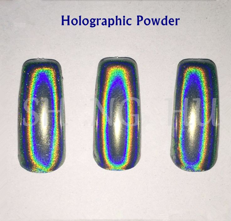 1กรัมโฮโลแกรมผงเล็บกระจกผงChromeเล็บผงG Litterยาทาเล็บเลื่อมเลเซอร์ยูนิคอร์นเม็ดสีสำหรับเล็บแต่งเล็บ