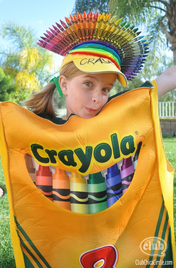 Transform a Store-bought Costume into a Crafty Masterpiece