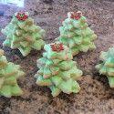 Gestapelde Kerstboom Koekjes | Uitleg