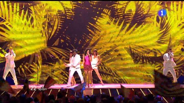 Eurovision 2011 - Spain - Lucia Perez