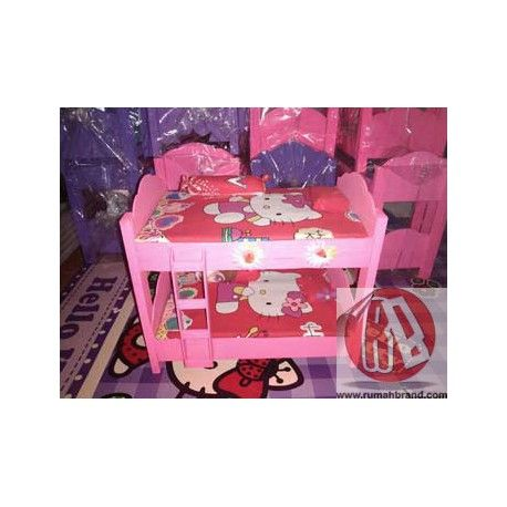 Tempat Tidur Boneka (GM-6) @Rp. 65.000,-  http://rumahbrand.com/mainan-…/1141-tempat-tidur-boneka.html