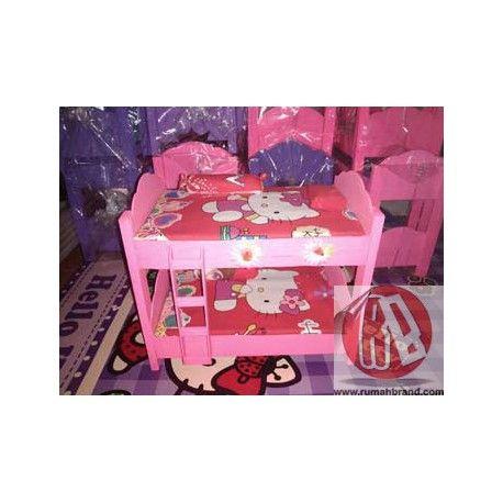 Tempat Tidur Boneka (GM-6) @Rp. 65.000,-  http://rumahbrand.com/mainan-anak/1141-tempat-tidur-boneka.html