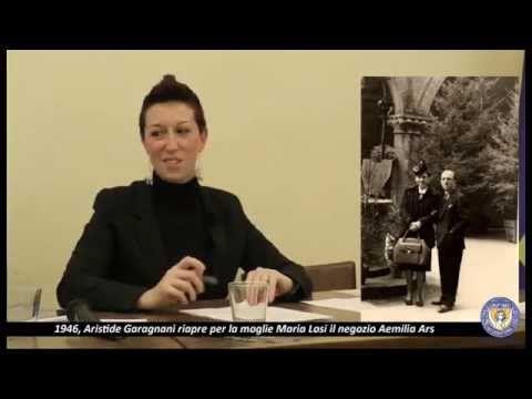 AEMILIA ARS - passato, presente, futuro - - YouTube