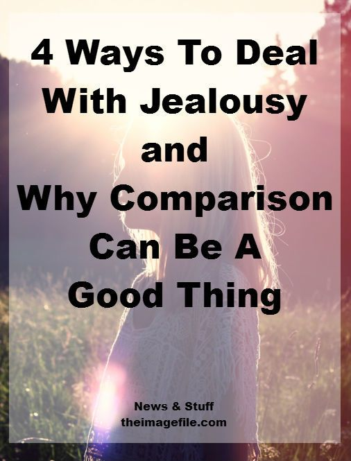The green-eyed monster can be a hard demon to conquer. But believe it or not, comparison can actually be a good thing, especially for business. Here are my 4 ways to deal with jealousy and enrich your own business along the way.