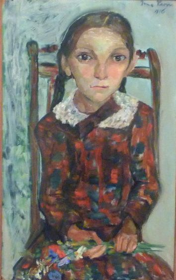 Irma Stern - Eternal Child
