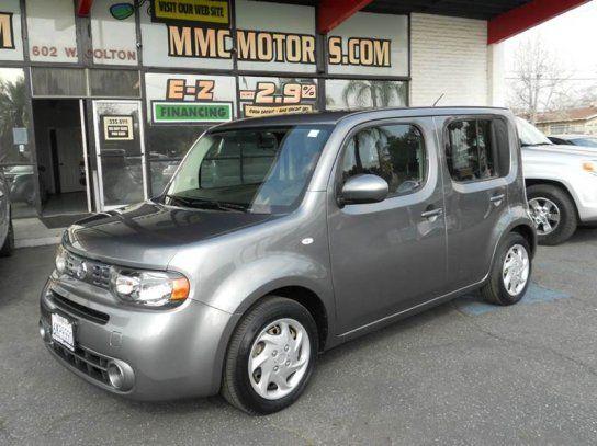 Wagon, 2009 Nissan Cube with 4 Door in Redlands, CA (92374)