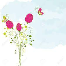 mariposas wallpaper rosa - Buscar con Google