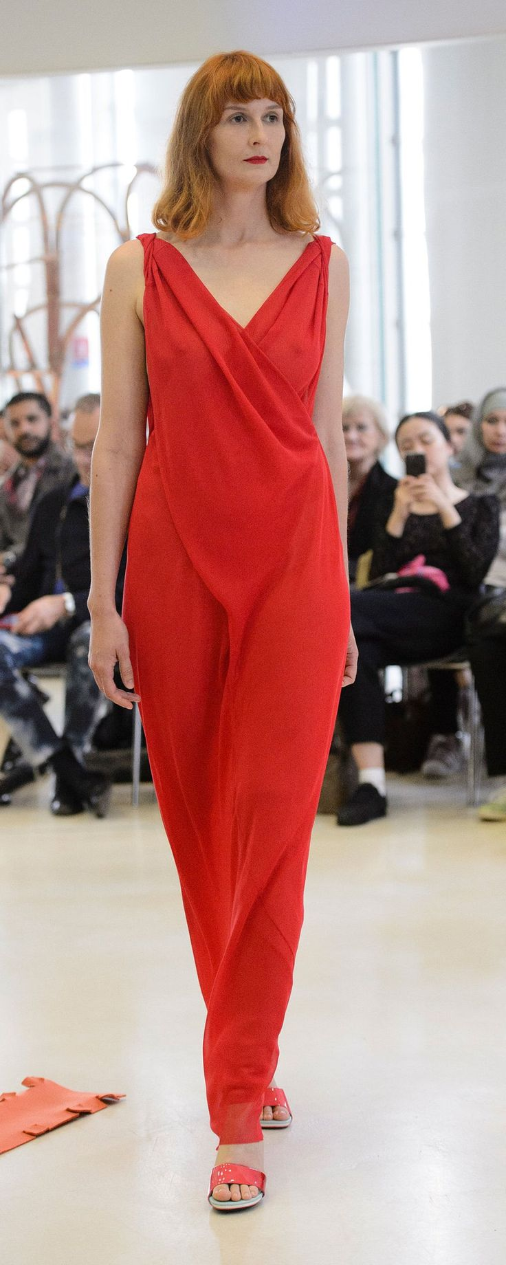 Adeline André Automne-hiver 2017-2018 - Haute couture - http://fr.orientpalms.com/Adeline-Andre-6791 - ©ImaxTree