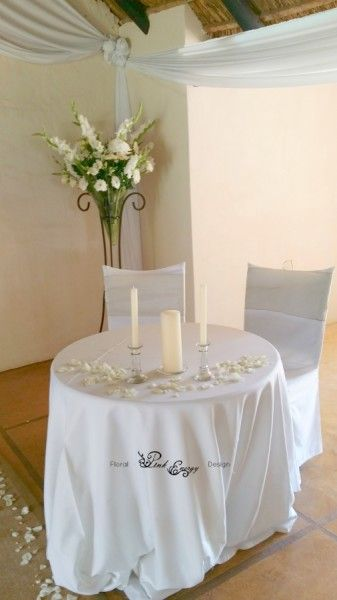Hertford - Floral Design & Decor  by www.pinkenergyfloraldesign.co.za