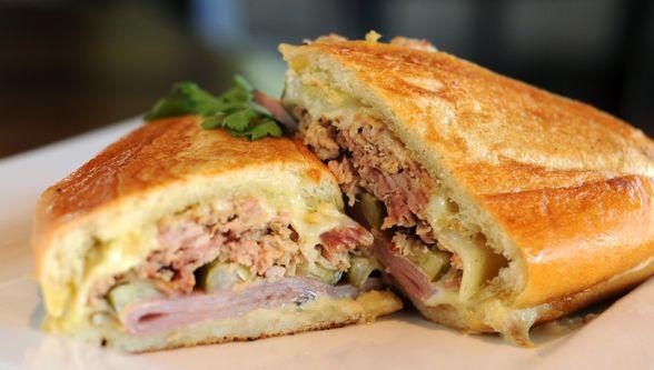 La ricetta del sandwich cubano di Benedetta Parodi