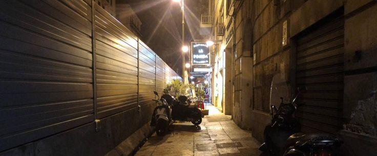 CrisiTecnis, la sofferenza dei commercianti di via Amari. «Ripristinate la strada o protesteremo in maniera eclatante» - MeridioNews