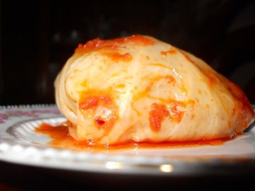 The One Where I Make My First Attempt At Making Stuffed Cabbage #glutenfree