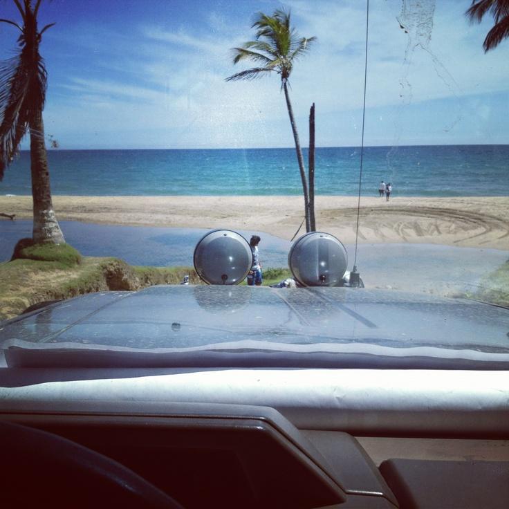 La costa playa paraiso