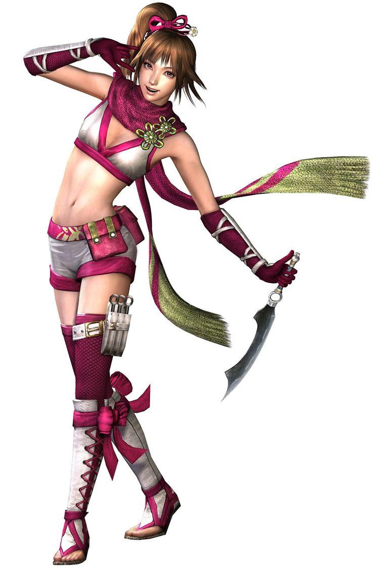 Samurai Warriors 3,Kunoichi