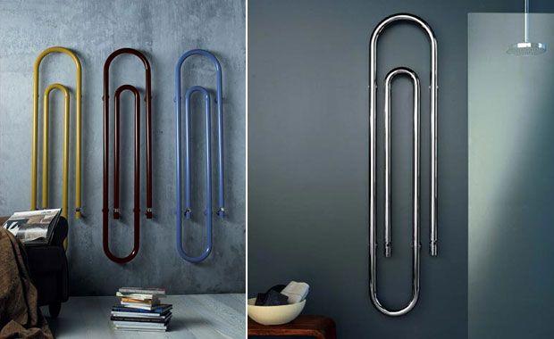 radiateurs design insolites radiateur trombone   21 radiateurs design insolites... et splendides   radiateur photo image design convecteur c...