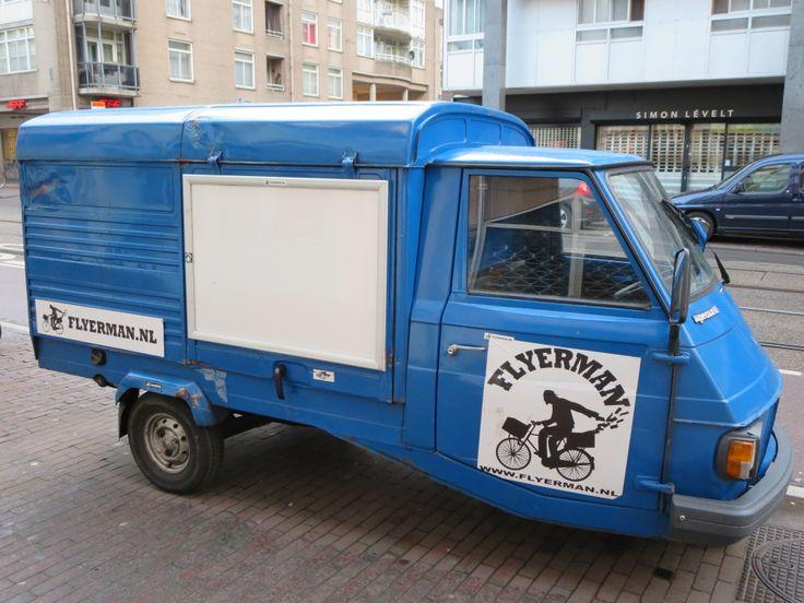 tuktuk blue flyerman