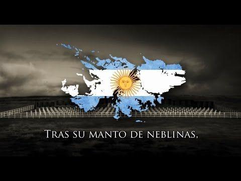 """Regional Anthem of Falkland Islands (Islas Malvinas) - """"Marcha de las Malvinas"""""""