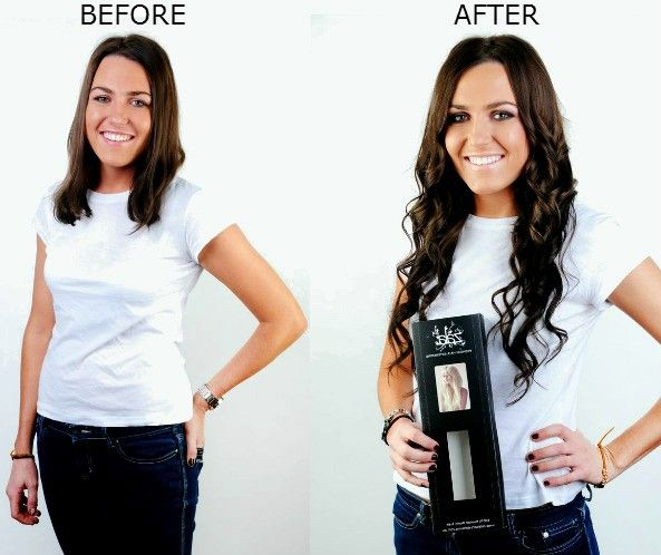 278 best before after hair extensions images on pinterest hair before and after shot best human hair extensionsclip pmusecretfo Choice Image