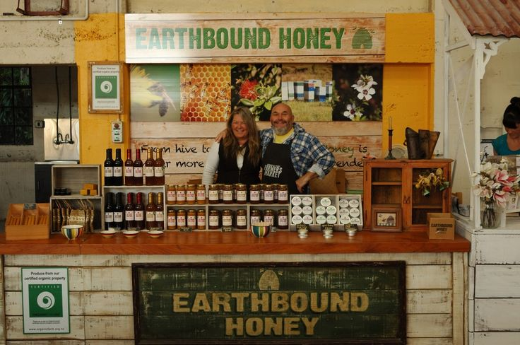"""A lot of beekeepers told us we were crazy for going #organic because of the financial risk, but it's not necessarily about that – it's about the benefits to the bees,"" said Terry. ""Happy bees make a happy beekeeper.""  www.greencompassmag.com/earthbound-honey/"