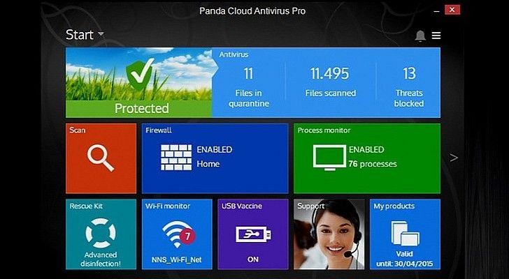 """Διαθέσιμο για λήψη το Panda Cloud Antivirus 3.0  - Εάν αναζητάτε και σείς κάποια ισχυρή λύση anti-virus, μπορείτε να δοκιμάσετε την αναβαθμισμένη έκδοση του προγράμματος αντιικής προστασίας """"Panda Cloud Αntivirus"""", το οποίο είναι διαθέσιμο για υπολογιστές με Windows. Η νέα έκδοση του anti"""