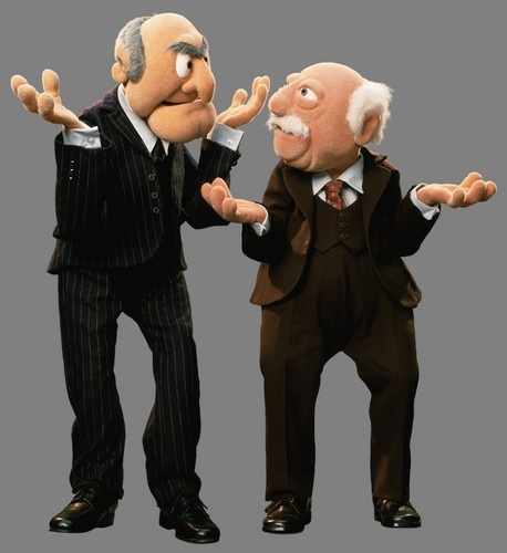 Quotes On The Muppets As Adult Oriented Characters: 50 Best Statler And Waldorf Images On Pinterest