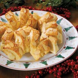 Almond Bear Claws Recipe (This was a Taste of Home Award Winning Recipe!)