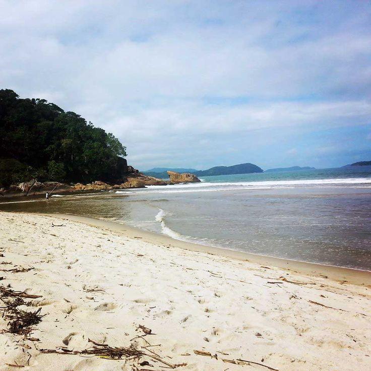 Encontro de rio e mar em Ubatuba, conheça a praia do Puruba   Catraca Livre