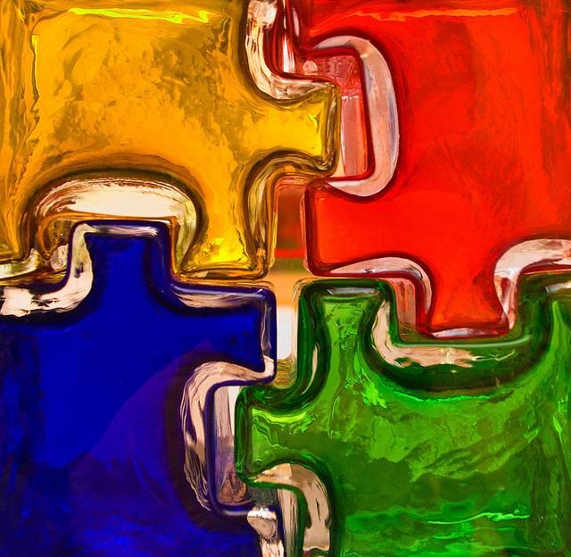 """Puzzle II"" by Johannes von Stumm - Cass Sculpture Foundation - Goodwood (166) by malcolm bull, via Flickr"