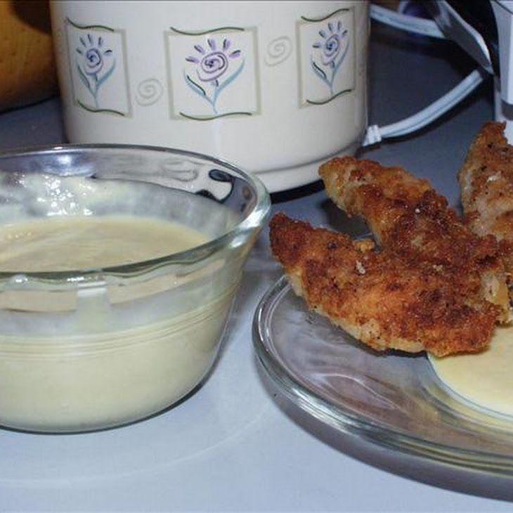 how to make honey mustard from mustard nd honey