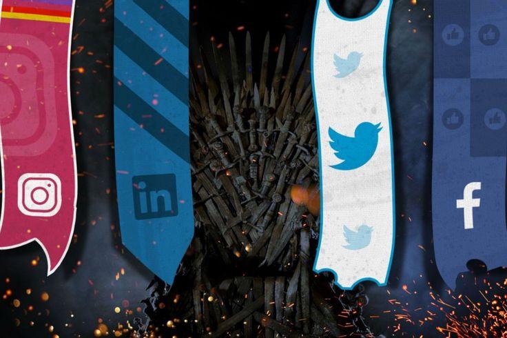 ¿Qué tienen en común las plataformas sociales y la famosa serie de HBO?