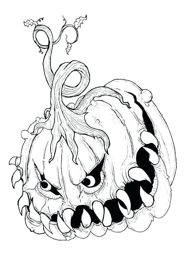 Cute Halloween Pumpkin Coloring Pages Scary Halloween Pumpkin Coloring Pages Halloween Coloring Pages Printable Halloween Coloring Pages Monster Coloring Pages