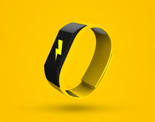 This wearable *actually* shocks you when you fail to reach ...