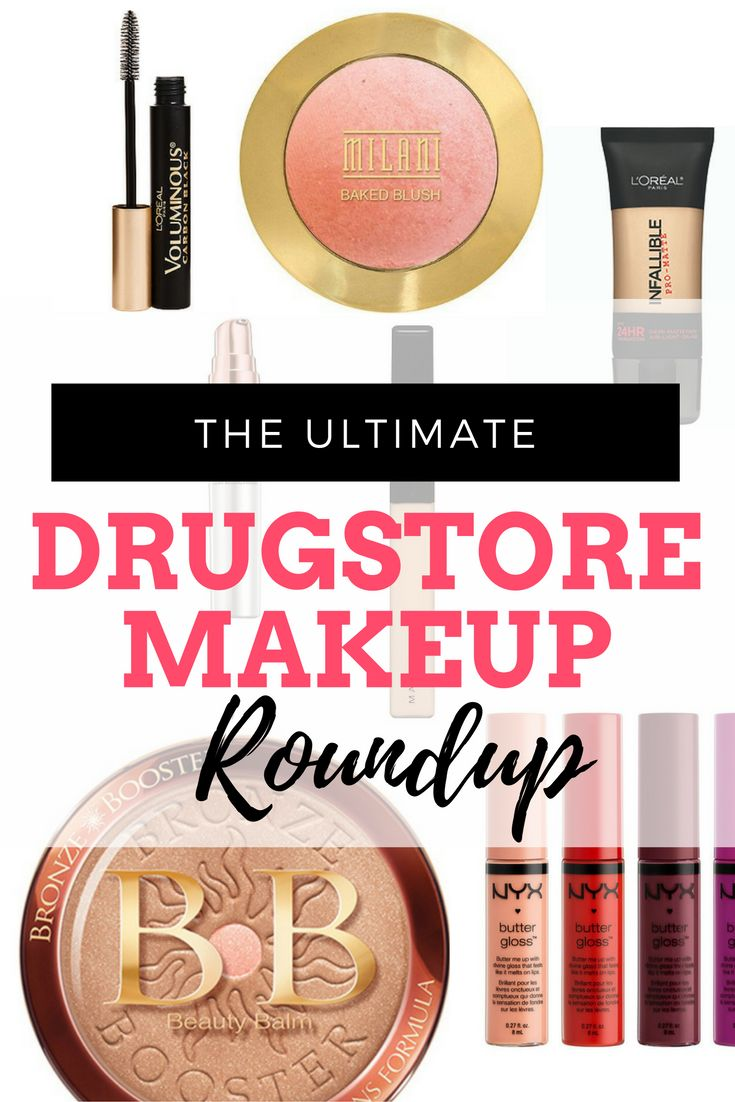 Finally all my favorite Youtubers favorite drugstore beauty products summarized in one place!!! Perfect shopping list - I plan on buying them all!