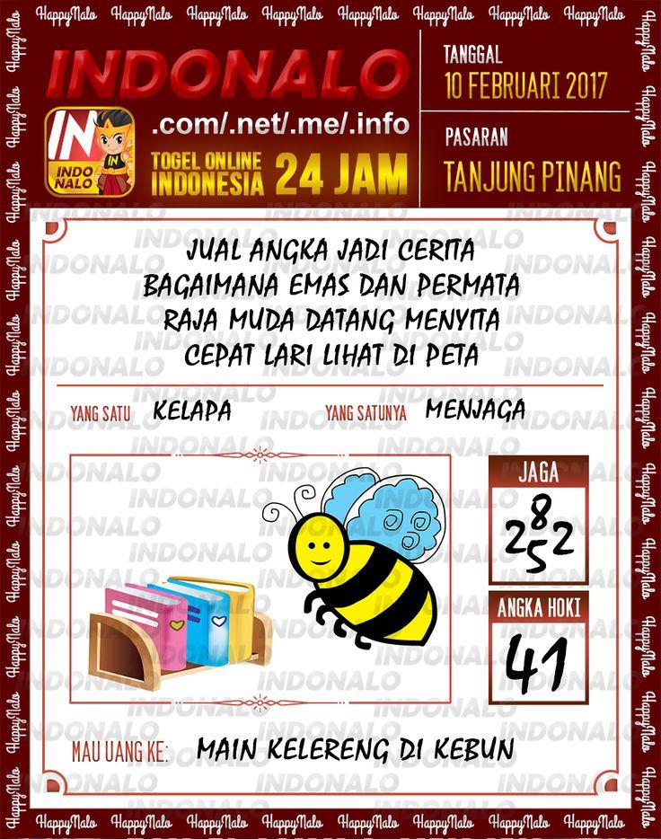 Angka Taysen 6D Togel Wap Online Live Draw 4D Indonalo Tanjung Pinang 10 Februari 2017