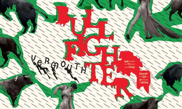 Bullfighter Vermouth Flyer 2013  Frän Alðnssön