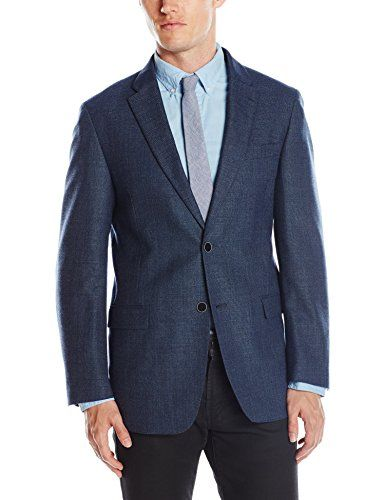 Tommy Hilfiger Men's Bray 2 Button Sport Coat