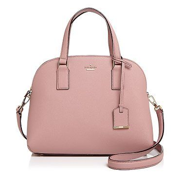 kate spade new york Cameron Street Lottie Saffiano Leather Satchel by Kate Spade New York. kate spade new york Cameron Street Lottie Saffiano Leather Satchel-Handbags