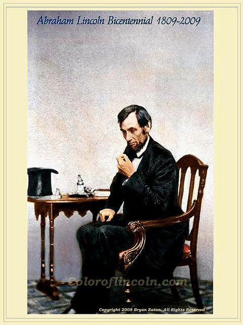 13 best history images on pinterest abraham lincoln coupon codes abraham lincoln in color in a carte de visite fandeluxe Gallery
