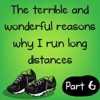 The terrible and wonderful reasons why I run long distances - Part 6 - The Oatmeal :: It's quite long, but a worthy run-I mean read